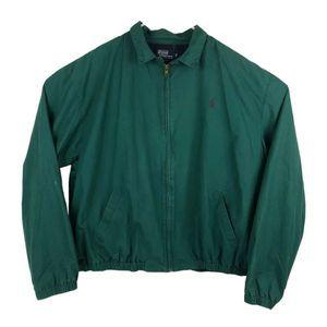 Vintage 90's Polo Ralph Lauren Collared Jacket